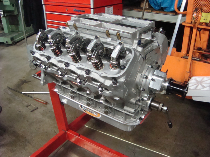 Chevy Big Block Alcohol Engine For Sale Sj 246 Din